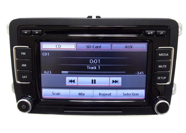 car solution 39 s video interface for rcd510. Black Bedroom Furniture Sets. Home Design Ideas